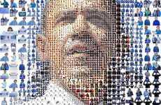 Obama Mosaics