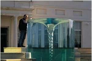 Vortex Fountains by William Pye