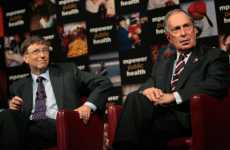 $500 Million Anti-Smoking Campaigns - Bill Gates & Michael Bloomberg MPower