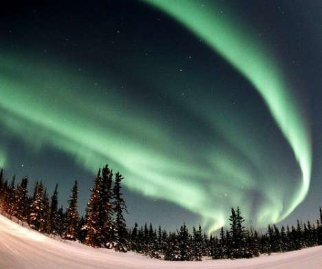 Northern Lights Timelapse + Flickr Photos