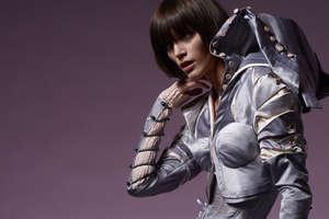 Scherer Gonzalez Futuristic Collection