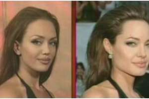 What if you looked like Angelina Jolie?