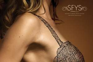 Secrets From Your Sister Bra Fittings Ads