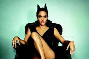 Angelina Jolie as Catwoman