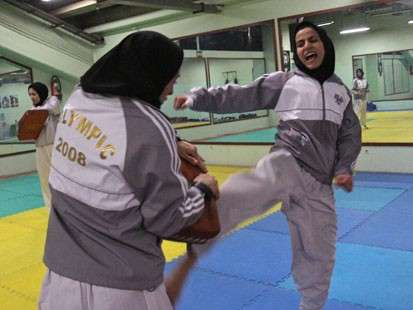 Beijing Olympic Controversies - Iran To Broadcast Female Competitors from China?