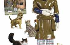 Crazy Cat Lady Action Figures - Toys for All Ages