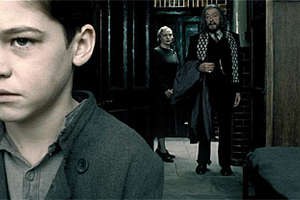 Half-Blood Prince Trailer Reveals Young Villains