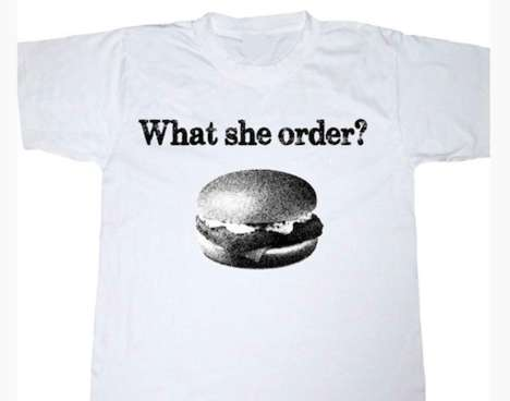 Hilarious Rap Song Tees - The What She Order Shirt Alludes to Kanye and Jay-Z