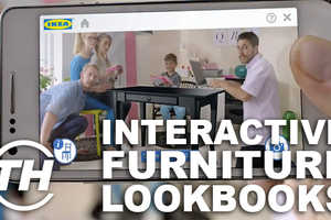 The Ikea 2014 Catalogue Lets You Digitally Interact With Furniture
