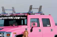 35 Feminine Vehicle Designs