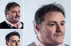Genetically Morphed Photography