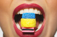 Smart Tooth Sensors