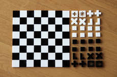 78 Creative Chess Sets - From Snarling Battle Boards to Illuminated Strategy Games