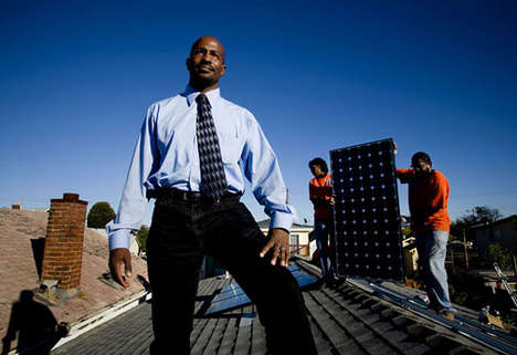 Promoting Greener Living - Van Jones