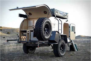 The Moby1 XTR Expedition Trailer is Made for an Outback Adventure