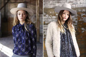 The Ulla Johnson Fall 2013 Collection is Conservative and Chic