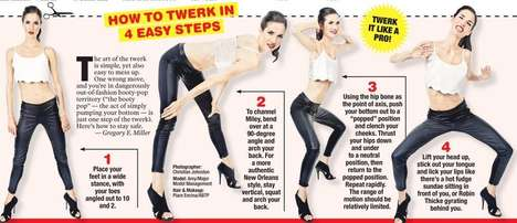 twerking how to