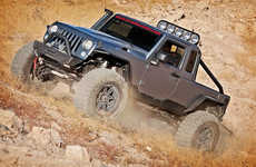 68 Rugged Off-Road Vehicles