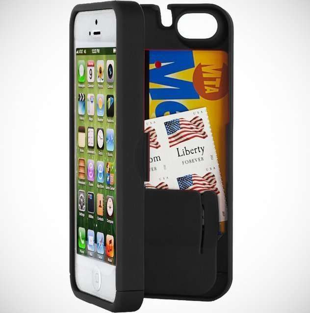 Hidden Compartment Phone Cases