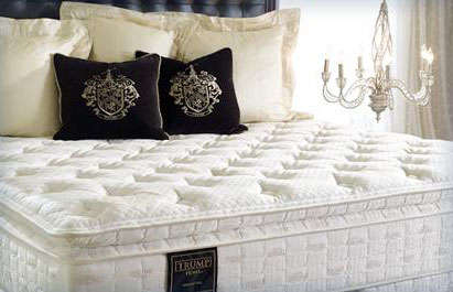 Divine Luxury Beds Baldacchino Supreme Luxury Bed