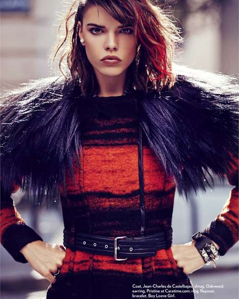 Marie Claire Romania September 2013