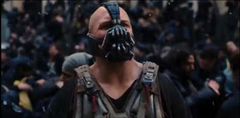 Dark Knight Rises mashup
