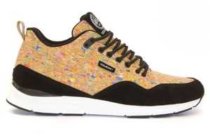 The '35 Lite Cork LX' Sneakers from 'Gourmet' Sport a Distinct Design