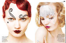 Embellished Cosmetic Captures - The Stuck On You Beauty Story by Lee Broomfield is Theatrical