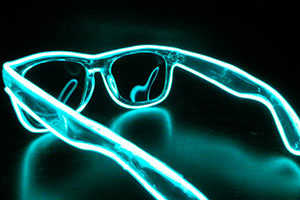 These Glow in the Dark Shades are Perfect for Party Enthusiasts