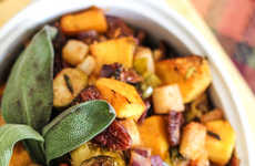 Delectable Paleo Mashup Meals - This Vegetable Hash is a Great Way to Fill Up with Health Food