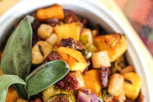 This Vegetable Hash is a Great Way to Fill Up with Health Food