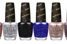 Glittery Superstar Lacquers - Add Sparkle to Your Holiday Collection with Mariah Carey Nail Polish