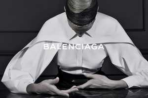 The Balenciaga Fall 2013 Campaign is Classically Simple