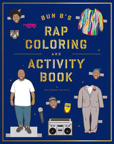 12 Atypical and Musical Coloring Books - From Rockstar Coloring Books to Hipster Activity Books