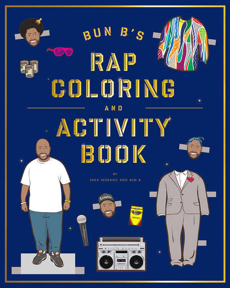 atypical and musical coloring books