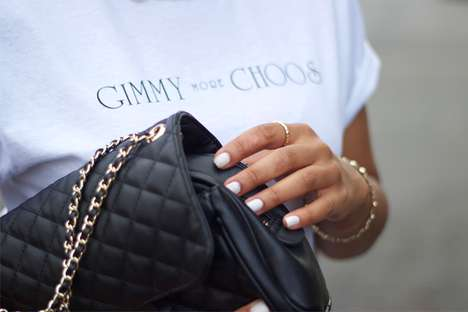 Jimmy Choo tee