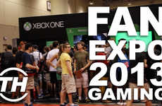 Rick Ponte Takes a Look at the Gaming Side of Fan Expo 2013