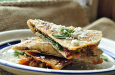 Healthy Alternative Quesadillas - This Vegetable Quesadilla Will Have You Searching for Seconds