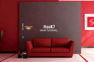 Hook7 Seamlessly Blends Seven Everyday Tools into One