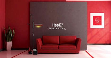 Multi-Purpose Digital Hooks - Hook7 Seamlessly Blends Seven Everyday Tools into One