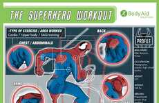 Hero-Specific Workout Plans