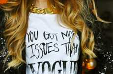 This Vogue Tee Honestly Tells People They Have Problems