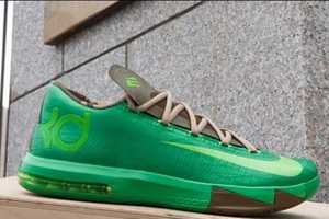 NBA Athlete Kevin Durant Releases the Bamboo KD 6 Editions