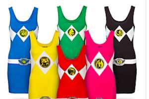Dress Up in a Power Ranger Tunic Tank to Become Your Favorite Hero
