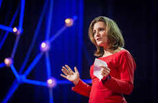 Middle Class Stagnation - The Income Inequality Speech by Chrystia Freeland is on the Global Rich