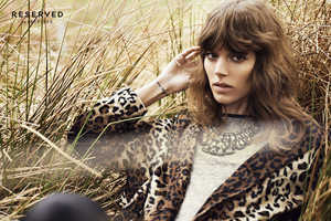 The Reserved Fall 2013 Campaign Highlights a Chic Country Look