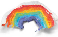 Rainbow Writing Tools - Create Double Rainbows With Your Pencil Shavings by Duncan Shotton