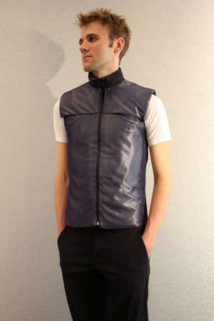 Massage-Mimicking Vests - Students at Cornell University Created a Vest That Gently Rubs Your Back