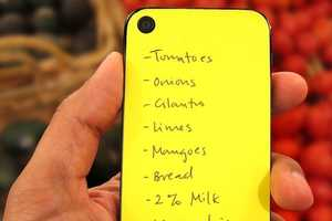 The Stickable iPhone Paperback Notes Help You Remember Important Things