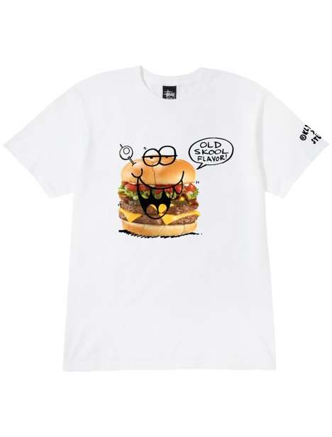 food inspired tees
